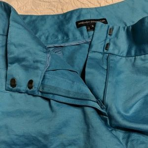 French Connection Shorts - French connection shorts, beautiful bright blue!